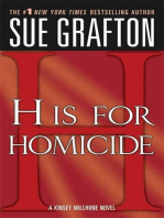 """H"" is for Homicide"