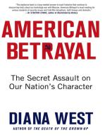 An American Betrayal