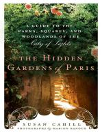 Hidden Gardens of Paris