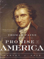 Thomas Paine and the Promise of America