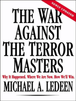 The War Against the Terror Masters