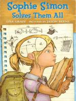 Sophie Simon Solves Them All