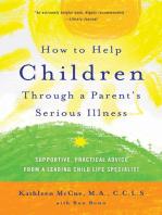 How to Help Children Through a Parent's Serious Illness