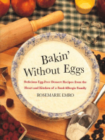 Bakin' Without Eggs
