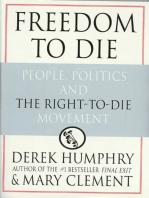 Freedom to Die