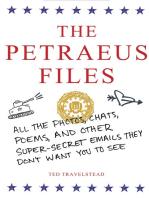 The Petraeus Files