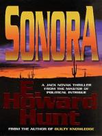 Sonora: A Jack Novak Thriller