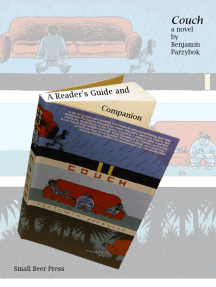 A Reader's Guide and Companion to Couch: a novel, by Benjamin Parzybok
