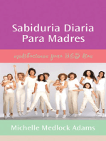 Sabiduria diaria para madres: Spanish Translation