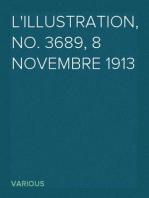 L'Illustration, No. 3689, 8 Novembre 1913