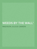 Weeds by the Wall Verses