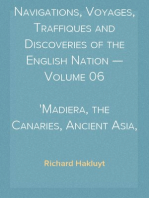 The Principal Navigations, Voyages, Traffiques and Discoveries of the English Nation — Volume 06