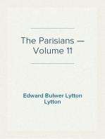 The Parisians — Volume 11