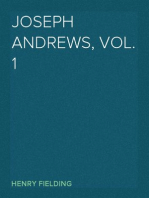 Joseph Andrews, Vol. 1