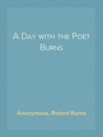 A Day with the Poet Burns