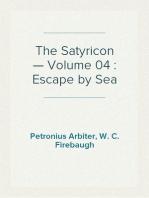 The Satyricon — Volume 04