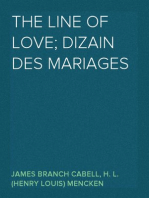 The Line of Love; Dizain des Mariages