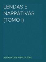 Lendas e Narrativas (Tomo I)