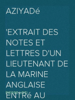 Aziyadé Extrait des notes et lettres d'un lieutenant de la marine anglaise entré au  service de la Turquie le 10 mai 1876 tué dans les murs de Kars, le 27 octobre  1877.