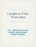 Langford of the Three Bars