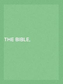 The Bible, Douay-Rheims, Complete