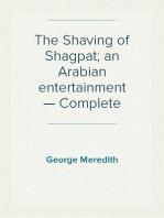 The Shaving of Shagpat; an Arabian entertainment — Complete
