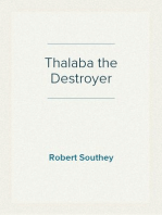 Thalaba the Destroyer