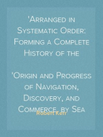 A General History and Collection of Voyages and Travels — Volume 12 Arranged in Systematic Order