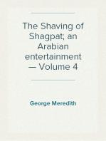 The Shaving of Shagpat; an Arabian entertainment — Volume 4