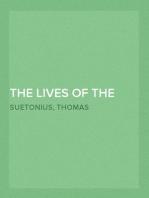 The Lives of the Twelve Caesars, Volume 01