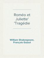 Roméo et Juliette Tragédie