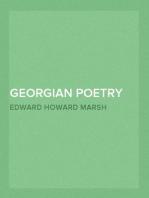 Georgian Poetry 1913-15