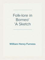 Folk-lore in Borneo A Sketch