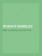 Robin's Rambles