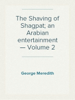 The Shaving of Shagpat; an Arabian entertainment — Volume 2
