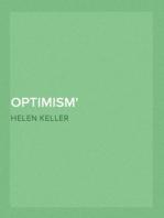 Optimism An Essay