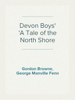 Devon Boys A Tale of the North Shore