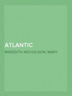 Atlantic Narratives Modern Short Stories; Second Series