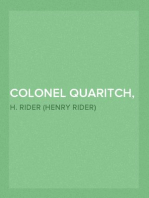 Colonel Quaritch, V.C. A Tale of Country Life