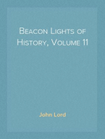 Beacon Lights of History, Volume 11