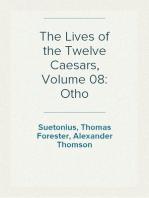 The Lives of the Twelve Caesars, Volume 08