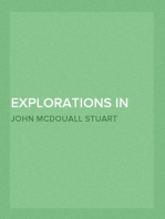 Explorations in Australia