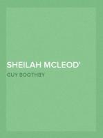 Sheilah McLeod A Heroine of the Back Blocks