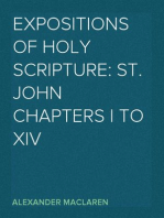 Expositions of Holy Scripture