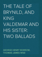 The Tale of Brynild, and King Valdemar and His Sister