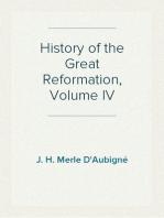 History of the Great Reformation, Volume IV