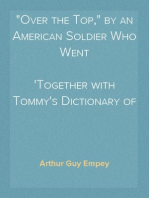 """Over the Top,"" by an American Soldier Who Went