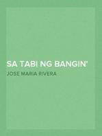 Sa Tabi ng Bangin Kasaysayan Tagalog