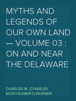 Myths and Legends of Our Own Land — Volume 03