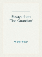 Essays from 'The Guardian'